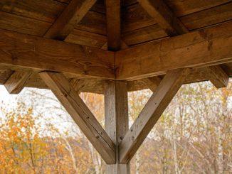 Wintergärten aus Holz