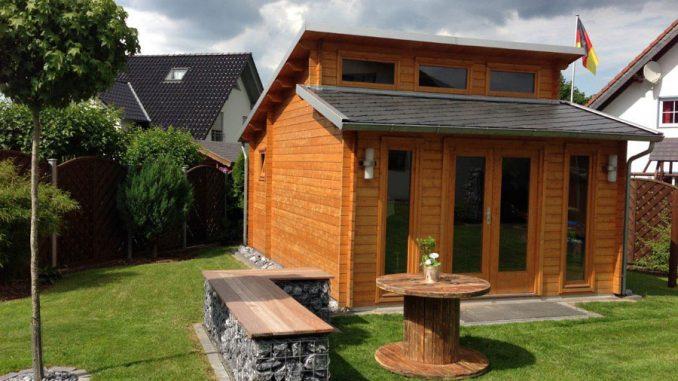 Ein Gartenhaus ganz nach Maß - Mehr als Wohnen