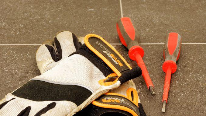 Arbeitsschutz beim Renovieren