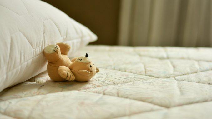 richtige Schlaf