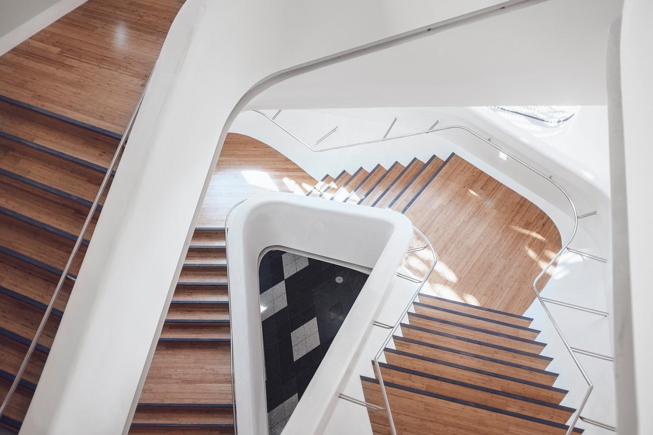 Treppen, Holztreppen